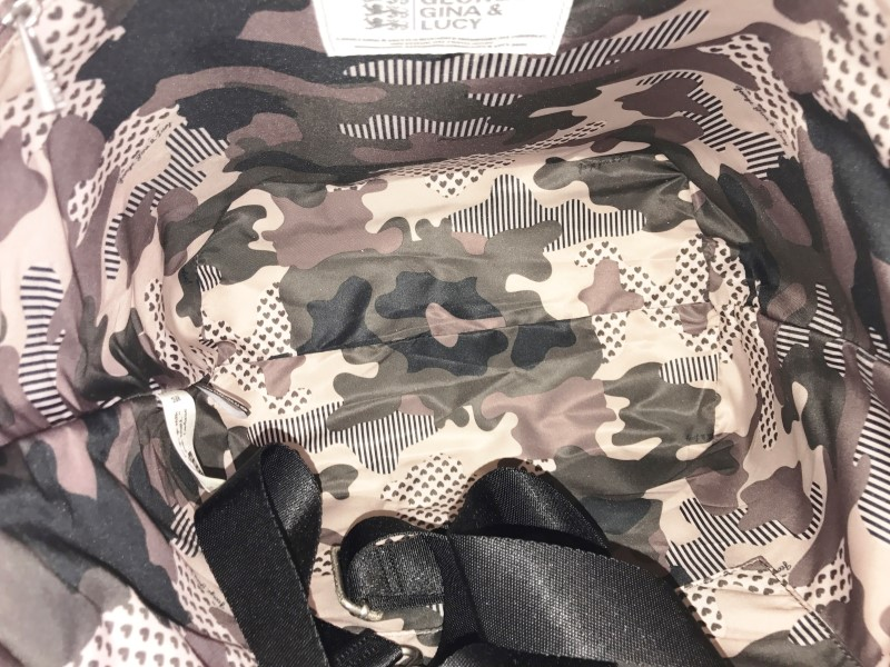 GEORGE GINA & LUCY HOPPER TOTE THE OCELOT BRAND NEW