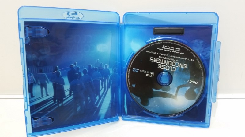 BLU-RAY MOVIE Blu-Ray CLOSE ENCOUNTERS OF THE THIRD KIND