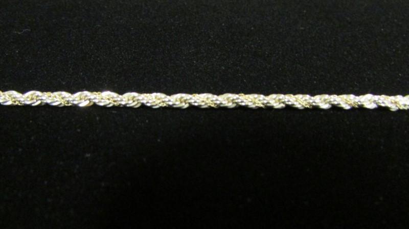 Silver Bracelet 925 Silver 7.2g