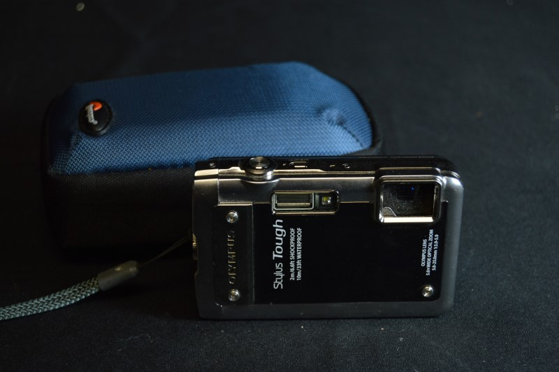 AS-IS Olympus Stylus Tough 8000 12MP Digital Camera (READ NOTES)