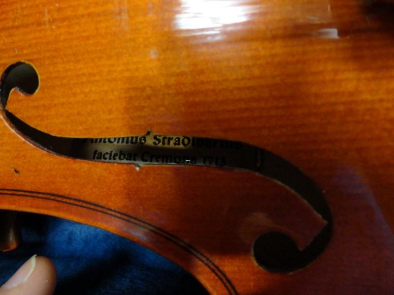 2002 Glaesel VI30E4 Violin 4/4 with Case