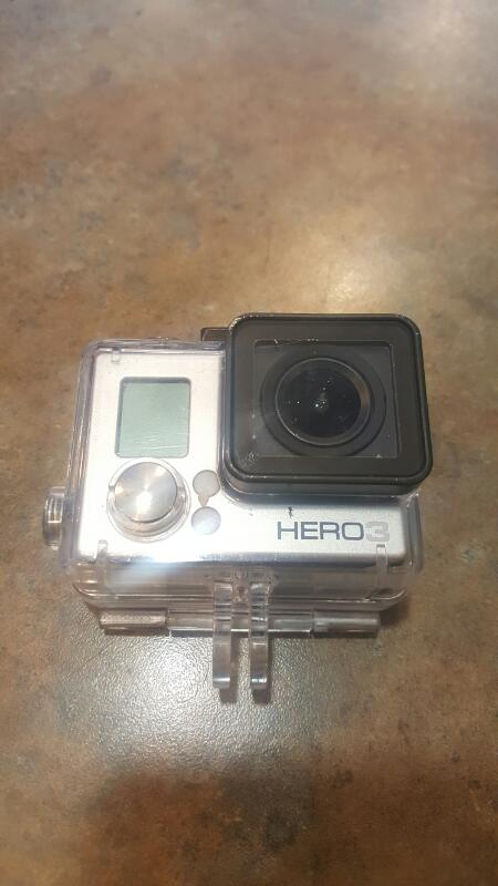 GOPRO Camcorder HERO 3 white EDITION