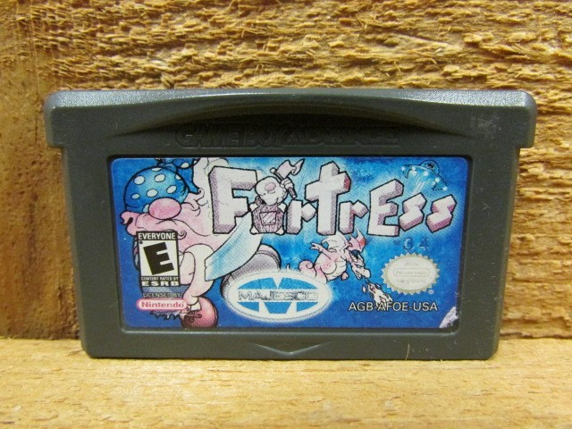 NINTENDO Nintendo GBA Game FORTRESS