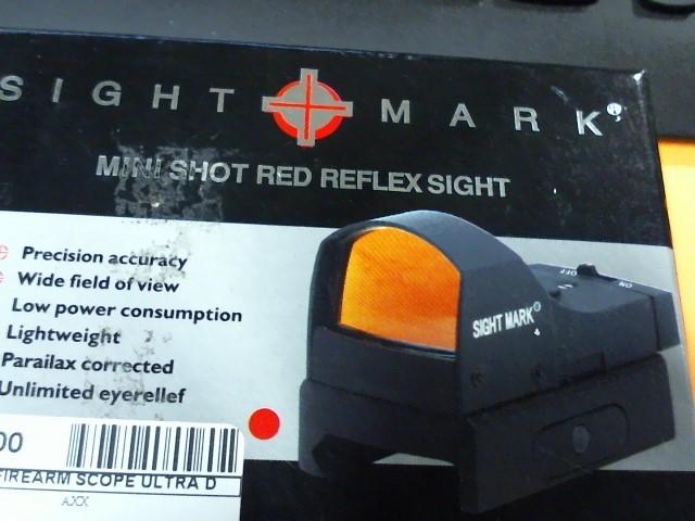 SIGHT MARK MINI SHOT RED
