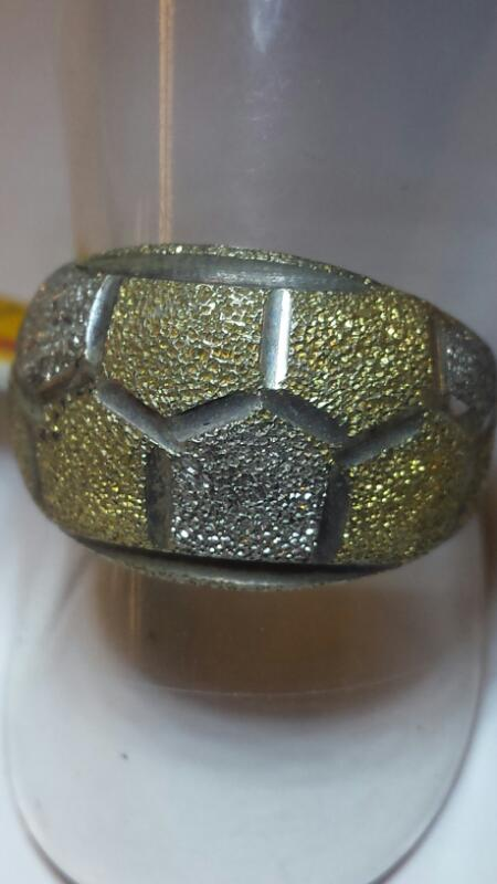 Lady's Silver Ring 925 Silver 1.37dwt Size:7