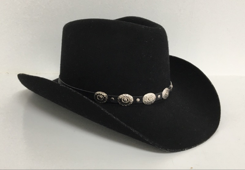 STETSON STALLION COWBOY HAT