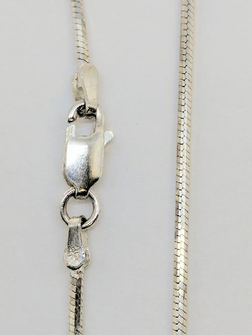 Silver Snake Chain 925 Silver 5.9g