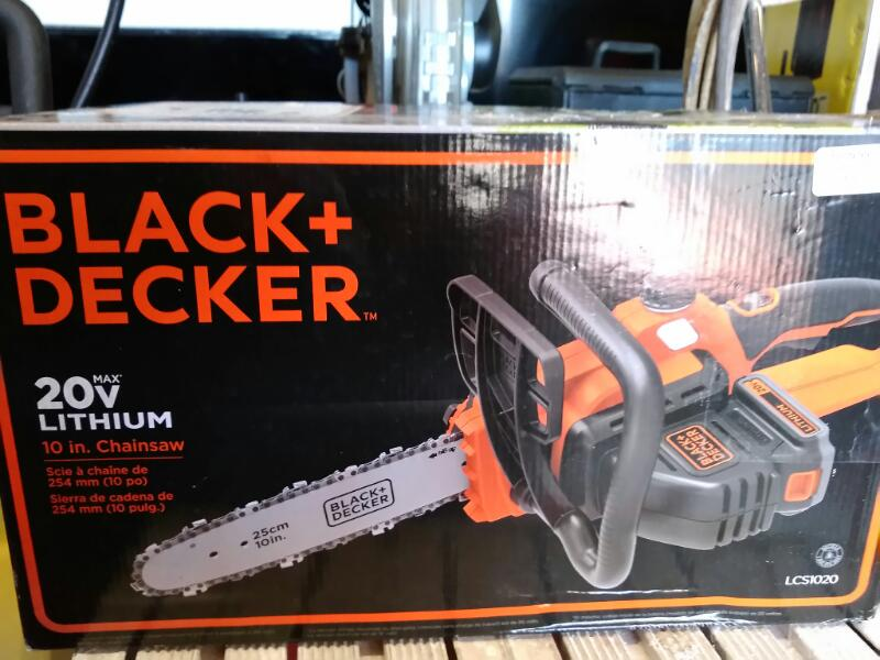 BLACK & DECKER Miscellaneous Lawn Tool LCS1020
