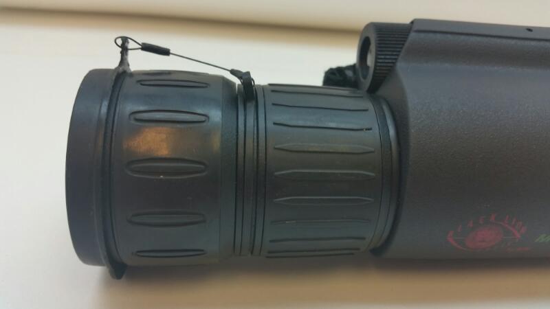 BLACK LION OPTICS BY ATN MO2-1 NIGHT VISION MONOCULAR]