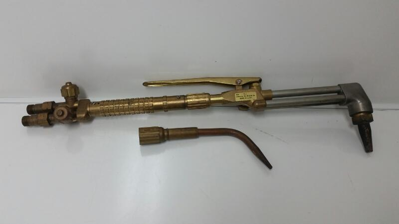 Airco Vintage 4790 Acetylene Cutting Torch Tip & Handle