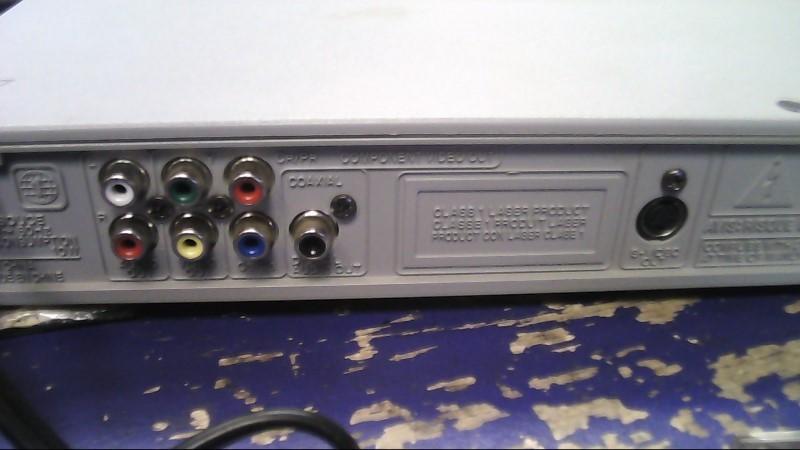 MAGNAVOX DVD Player MWD7006