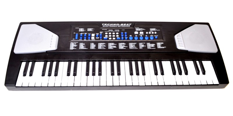 Toybox Soundz Deluxe 54 Key Deluxe Concert Techno Beat Electronic