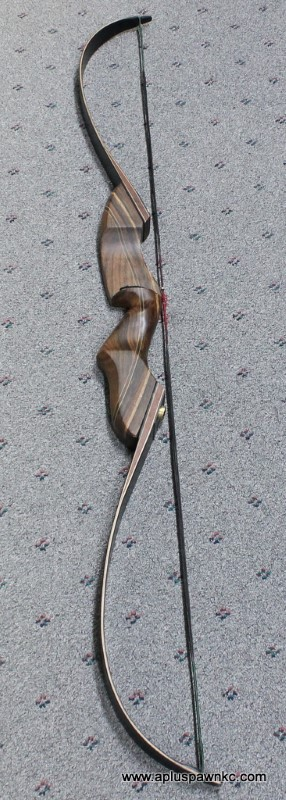 PSE RECURVE Bow HONOR LEFT HAND/TAKEDOWN 45#