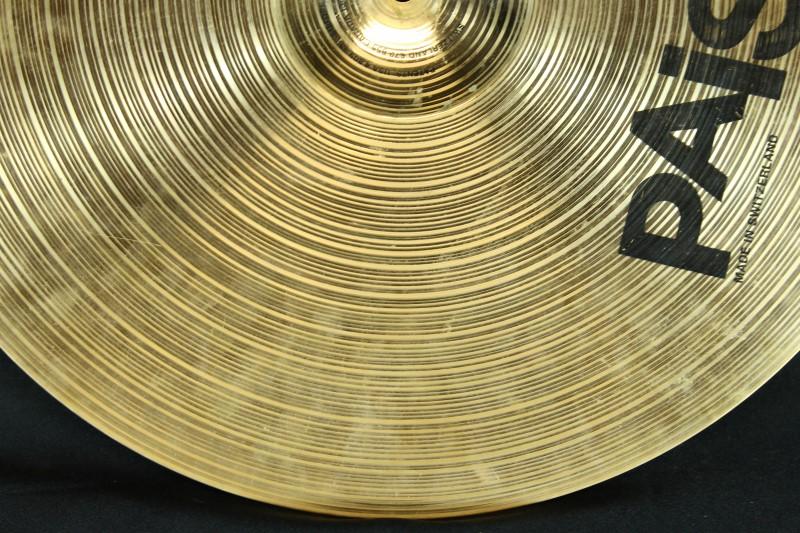 "Paiste Sound Formula 18"" Thin Crash Cymbal"