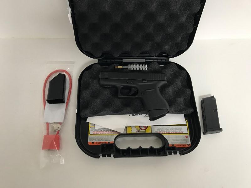 Glock - 43 - 9mm - Talo Front Sights