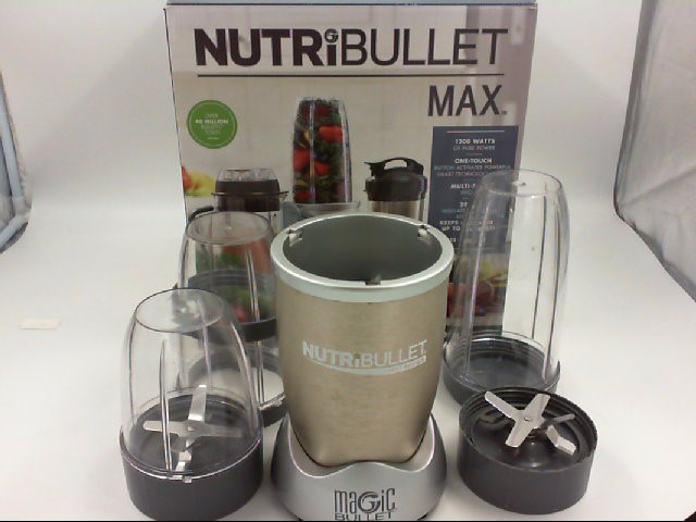 MAGIC BULLET Blender NUTRIBULLET MAX