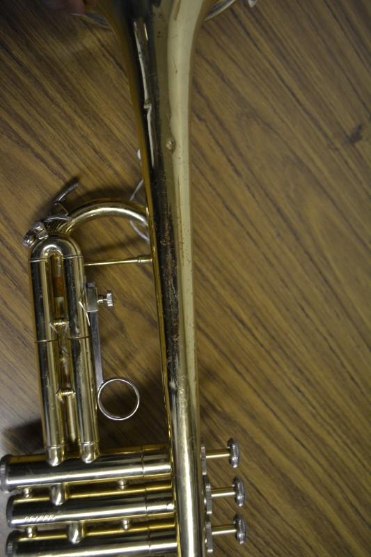 BUNDY Trumpet/Cornet TRUMPET