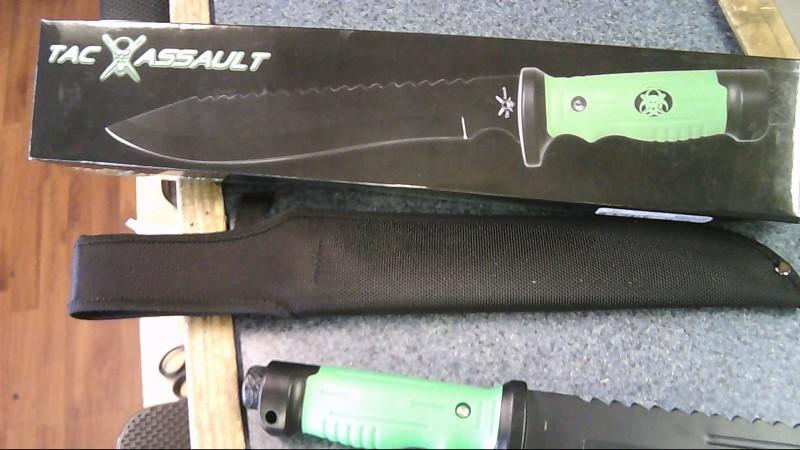 TAC ASSAULT KNIFE ta-077gb