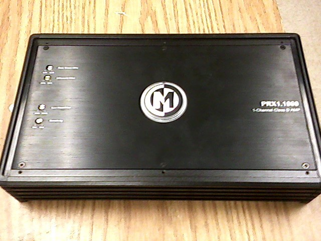MEMPHIS AUDIO Car Amplifier PRX1.1000