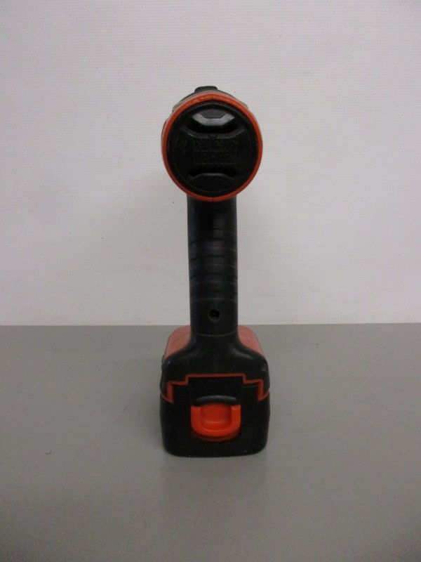BLACK&DECKER BD12PS 12V CORDLESS SMART SELECT DRILL