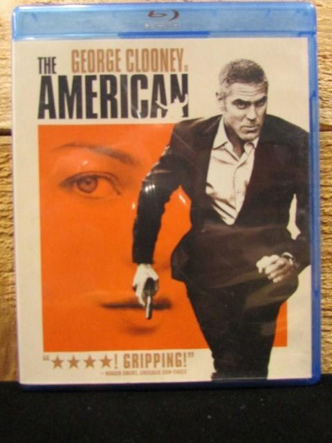 BLU-RAY MOVIE Blu-Ray THE AMERICAN