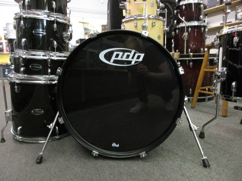 PDP CENTERSTAGE 5 PC DRUMSET, LOCAL PICKUP ONLY
