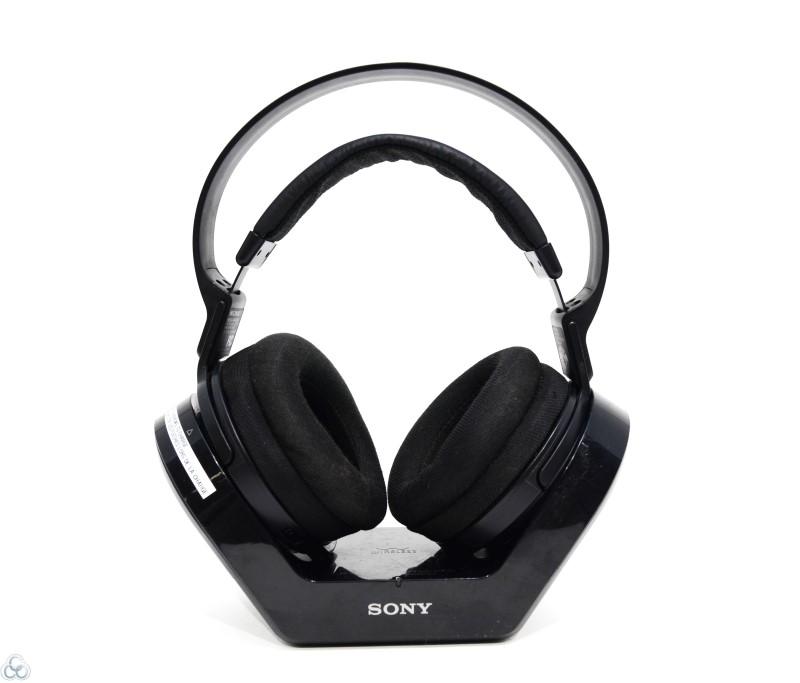 SONY MDR-RF925RK-Wireless Headphones-Black