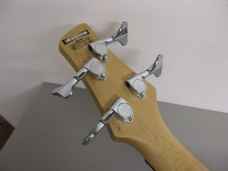 Wonderful Ibanez Guitar Wiring Tiny Hot Rod Wiring Diagram Download Flat Wiring A Guitar Bulldog Car Alarm Wiring Young Remote Starter Diagram RedBulldog Remote Car Starters IBANEZ SOUNDGEAR GSR100 BASS GUITAR, SILVER Very Good | McBride ..