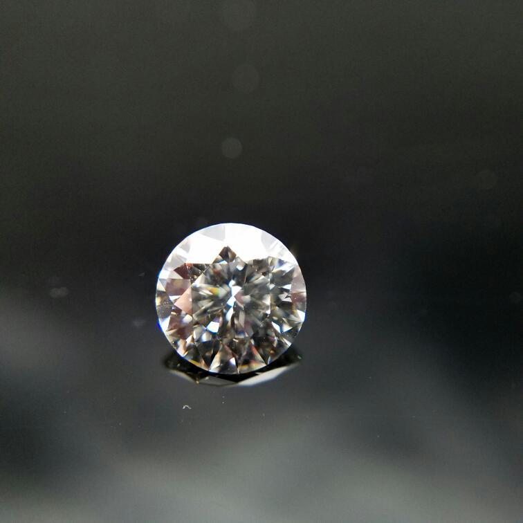 GIA CERTIFIED 1.03CT ROUND DIAMOND J-VVS1