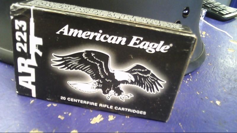 AMERICAN EAGLE AMMUNITION Ammunition AE223JLC