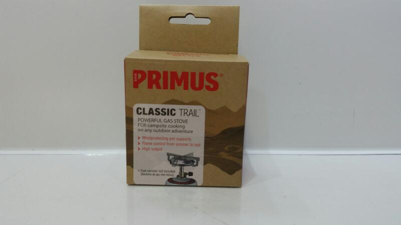 PRIMUS CLASSIC TRAIL POWERFUL GAS STOVE