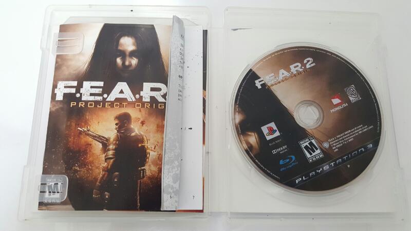 Sony PlayStation 3 FEAR 2 PROJECT ORIGIN