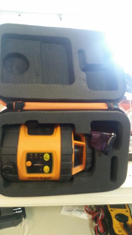 ACCULINE Laser Level PRO 40-6515