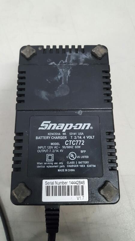 """Snap-On 3/8"""" Impact / Driver / Flashlight - CTS761, CT761, CTL761"""