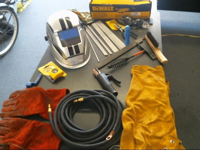 CHICAGO_ELECTRIC Welding Misc Equipment 68782