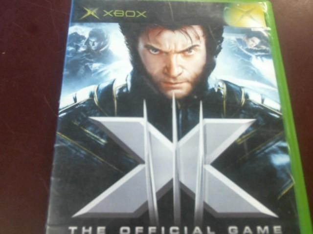 MICROSOFT XBOX X-MEN