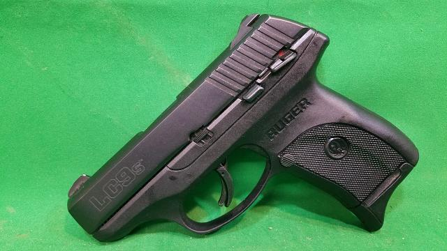 Ruger LC9S 9MM BL/POLY 7+1 AS SAFETY
