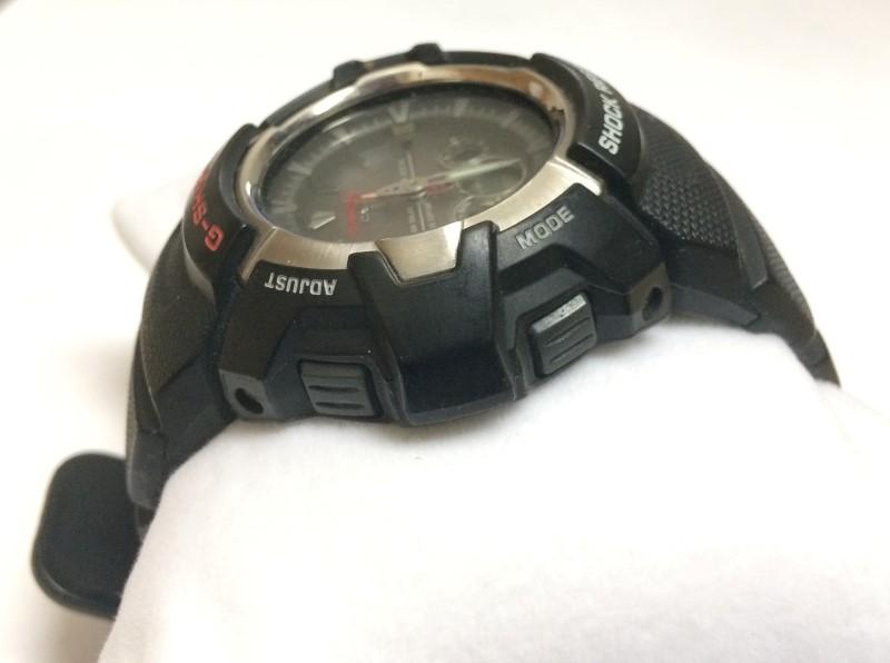 Casio G-Shock Digital & Analog Sport Watch GW-1500A