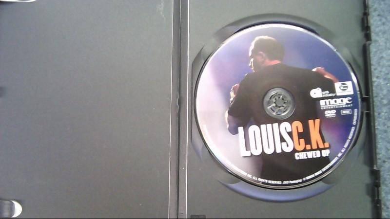 Louis C.K. Chewed Up DVD