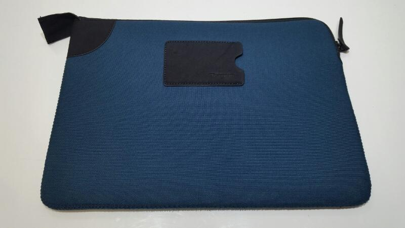 "Targus Cloudbook Small Laptop Soft Blue Case/Sleeve/Cover 13.5""x10"""