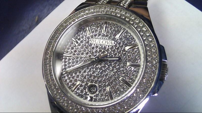 BULOVA Gent's Wristwatch 96B235