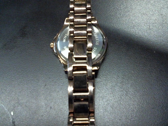 LDS 2-TONE STAINLESS WATCH