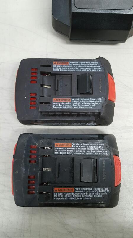 "Bosch DDS181 18V Li-Ion 1/2"" Cordless Drill/Driver Kit"