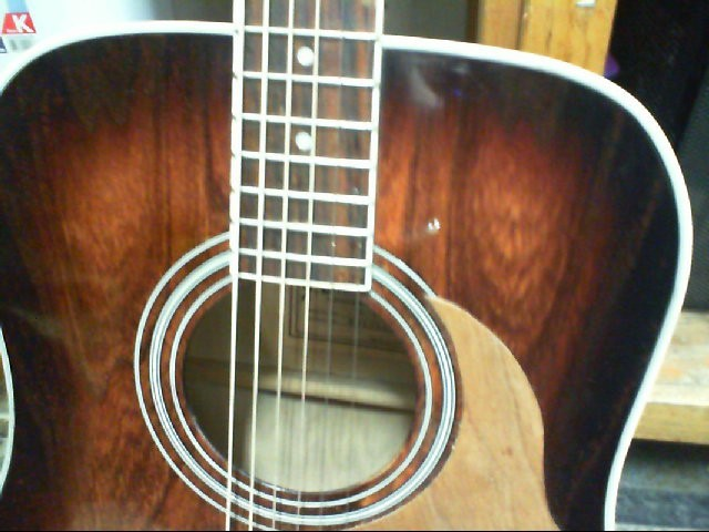JB PLAYER Acoustic Guitar JB-407