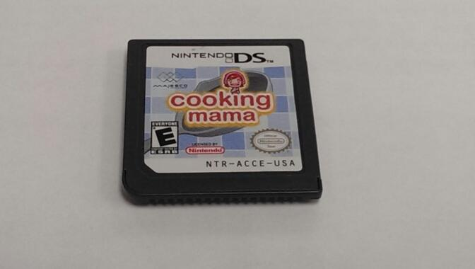 NINTENDO Nintendo DS COOKING MAMA DS