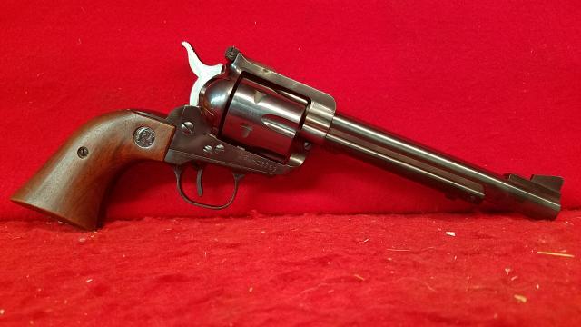 """Ruger Old Model Blackhawk 357 Mag 6-1/2"""" Revolver - 1972 - Includes Original Box"""