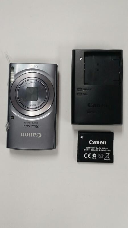 Canon Power Shot ELPH160 Digital Camera