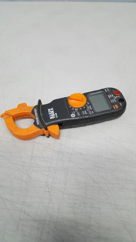 Klein Tools CL1000 - 400 Amp Digital Clamp Meter With Leads