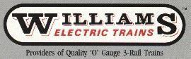 WILLIAMS ELECTRIC TRAIN