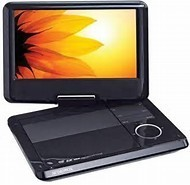AUDIOVOX Portable DVD Player PVD73